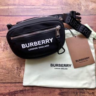 バーバリー(BURBERRY)の新品 新作 BURBERRY バーバリー  ロゴ ベルトバッグ(ボディーバッグ)
