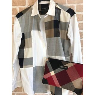 ブラックレーベルクレストブリッジ(BLACK LABEL CRESTBRIDGE)のブラックレーベル シャツ 美品 セット(シャツ)
