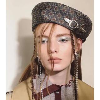 トーガ(TOGA)の新品未使用 murral 19aw ベレー帽(ハンチング/ベレー帽)