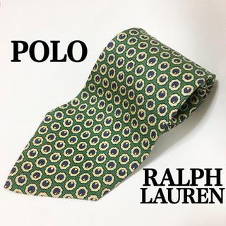 ポロラルフローレン(POLO RALPH LAUREN)のPOLO by RALPHLAUREN ポロラルフローレン アメリカ製 ネクタイ(ネクタイ)