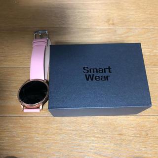 スマートウォッチ(腕時計)