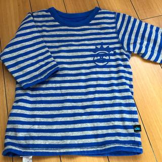 ステューシー(STUSSY)の【ステゥーシィ】kids リバーシブルTシャツ(Tシャツ/カットソー)
