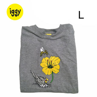 IGGY NYC「BIRDS AND BEES TEE」(Tシャツ/カットソー(半袖/袖なし))
