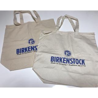ビルケンシュトック(BIRKENSTOCK)のビルケンシュトック エコバッグ 2枚 (エコバッグ)
