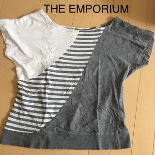 ジエンポリアム(THE EMPORIUM)のTHE EMPORIUM トップス(カットソー(半袖/袖なし))