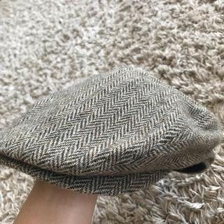 ユニクロ(UNIQLO)のヘリンボーン ハンチング(ハンチング/ベレー帽)
