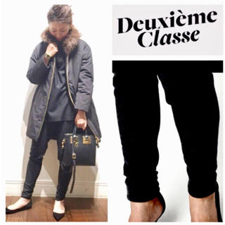 ドゥーズィエムクラス(DEUXIEME CLASSE)のバランサスリムフィットパンツ(レギンス/スパッツ)