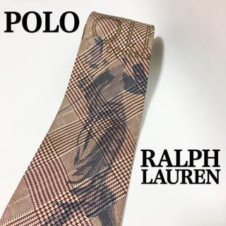 ポロラルフローレン(POLO RALPH LAUREN)のPOLO by RALPHLAUREN ポロラルフローレン シルク100%(ネクタイ)