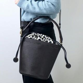 ツモリチサト(TSUMORI CHISATO)のツモリチサト スカラップポケットショルダーバッグ(ショルダーバッグ)