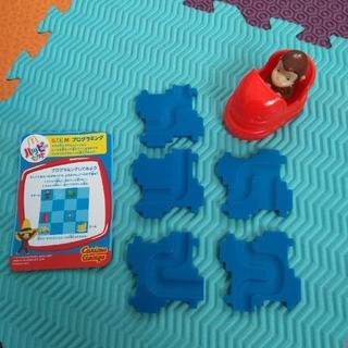 マクドナルド(マクドナルド)の子供 おもちゃ マック ハッピーセット ジョージ プログラミング(その他)