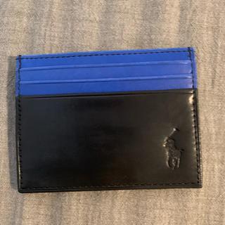 ポロラルフローレン(POLO RALPH LAUREN)のPOLO カードケース(名刺入れ/定期入れ)