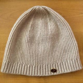 ボルサリーノ(Borsalino)のBorsalino カシミヤニット帽(ニット帽/ビーニー)