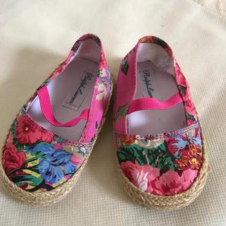 ラルフローレン(Ralph Lauren)のラルフローレン ベビー靴(サンダル)(サンダル)