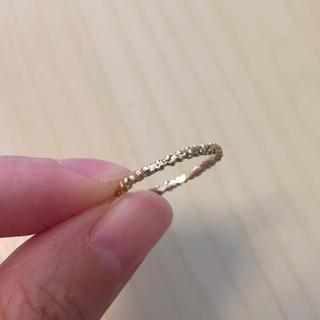 カオル(KAORU)のkaoru リング スパークル k10 アトリエカオル(リング(指輪))