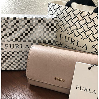 フルラ(Furla)の【美品】FURLA❤︎ 三つ折り財布(折り財布)