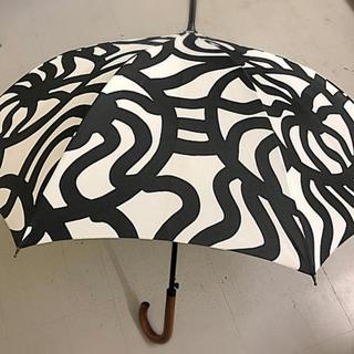 マリメッコ(marimekko)のマリメッコ 長傘 廃盤 雨傘(傘)