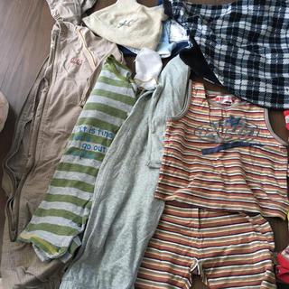 コムサイズム(COMME CA ISM)の子供服10点コムサポンチョ入り(その他)