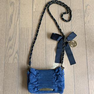 ランバンオンブルー(LANVIN en Bleu)のランバンオンブルー・ショルダーバッグ(ショルダーバッグ)