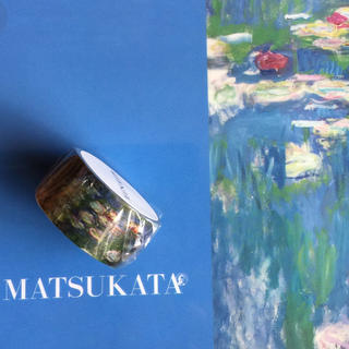 クロード モネ 【睡蓮】マスキングテープ 西洋美術館(テープ/マスキングテープ)