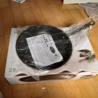 マイヤー(MEYER)のMEYER マキシムSSフライパン28cm(鍋/フライパン)