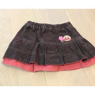 アンパンマン(アンパンマン)の女の子アンパンマンスカート90(スカート)