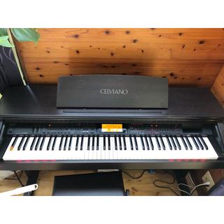 カシオ(CASIO)のカシオ 電子ピアノ AL-100R(電子ピアノ)
