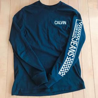 カルバンクライン(Calvin Klein)のカルバンクライン ロンT 希少海外限定 クーポン(Tシャツ/カットソー(七分/長袖))