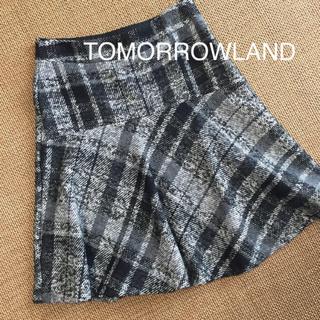 デプレ(DES PRES)のトゥモローランドDES PRESスカート(ひざ丈スカート)