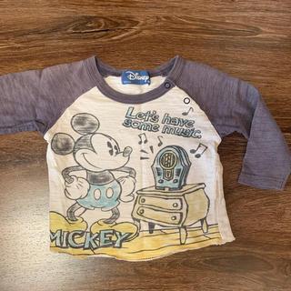 ディズニー(Disney)の80 ミッキー 長袖Tシャツ(Tシャツ)