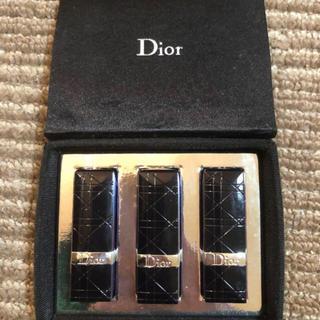 クリスチャンディオール(Christian Dior)のdior 口紅 小物入れ コフレ(その他)