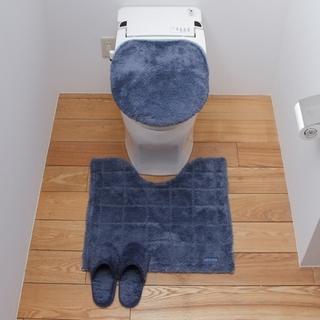 Francfranc - KEYUCA トイレ&バス マット 3枚セット