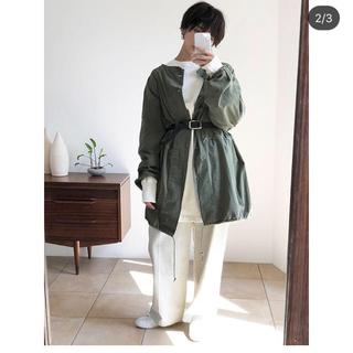 トゥデイフル(TODAYFUL)のtodayful  boyfriend Gas coat(ミリタリージャケット)