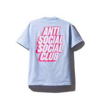 アンチ(ANTI)のAnti Social Social Club 18FW アンチ ソーシャル (Tシャツ/カットソー(半袖/袖なし))
