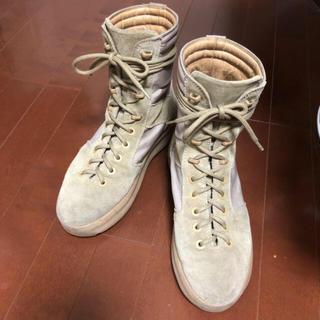 フィアオブゴッド(FEAR OF GOD)のYEEZY SEASON3 Military Boot size42 (ブーツ)