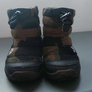 ザノースフェイス(THE NORTH FACE)のノースフェイス  キッズ  ブーツ  14cm(ブーツ)