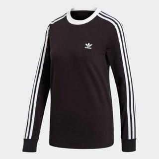 アディダス(adidas)のadidas originals 長袖Tシャツ レディース XLサイズ(Tシャツ(長袖/七分))