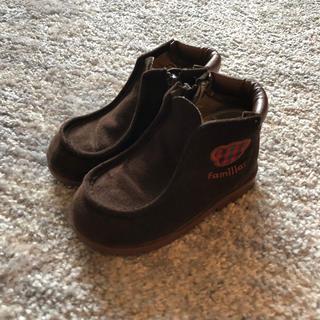 ファミリア(familiar)のファミリア ブーツ15cm(ブーツ)