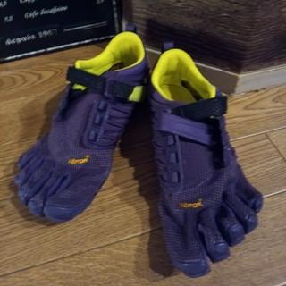 トレクスタ(Treksta)の美品 ビブラムシューズ trek ascent(スニーカー)