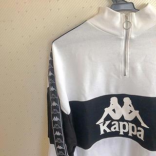 Kappa - kappa ❤︎ トレーナー【定価4000円】
