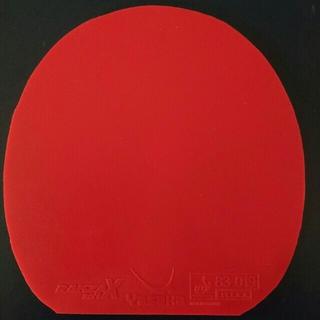 ヤサカ(Yasaka)のたけってぃ様専用。卓球ラバー ヤサカ ラグザXソフト 赤 厚(卓球)