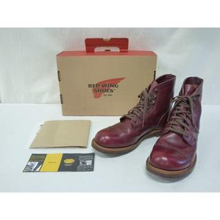 レッドウィング(REDWING)のレッドウィング RED WING / アイアンレンジマンソン 26.5m(ブーツ)