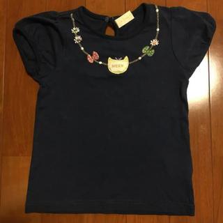 フランシュリッペ(franche lippee)の【110】フランシュリッペ ラ ペチット☆ 半袖 シャツ(Tシャツ/カットソー)