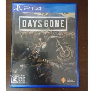 プレイステーション4(PlayStation4)のDays Gone デイズゴーン (初回購入特典つき)(家庭用ゲームソフト)