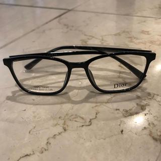 ディオール(Dior)の眼鏡フレーム(サングラス/メガネ)