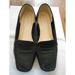 バークレー(BARCLAY)のバークレイ モカシンパンプス(ローファー/革靴)