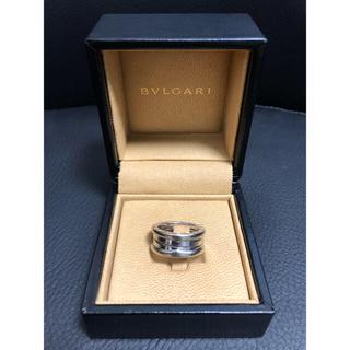 ブルガリ(BVLGARI)の☆BVLGARI ブルガリ☆ビーゼロワン Bzero1リング☆K18WG 750(リング(指輪))