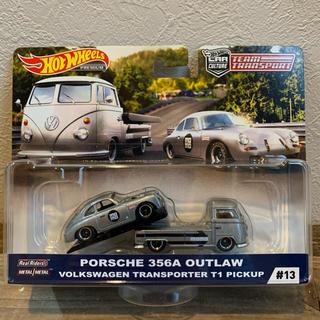 Volkswagen - ホットウィールチームトランスポートVolkswagen Porsche 356