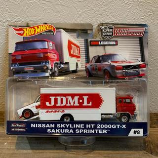 日産 - ホットウィール チームトランスポート Nissan Skyline ハコスカ