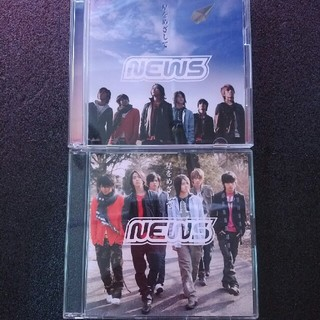 NEWS 星をめざして CD 初回限定盤DVD付 通常盤 セット(アイドルグッズ)