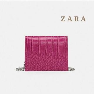 ザラ(ZARA)のzara 財布 ウォレット ミニウォレット (財布)